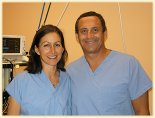 Dr. Francisco Canales and Dr. Heather Furnas, Santa Rosa, California