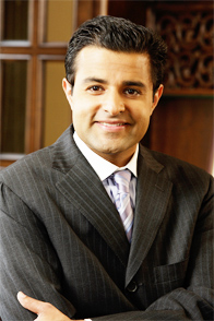 Dr. Vishal Kapoor, Los Angeles, California